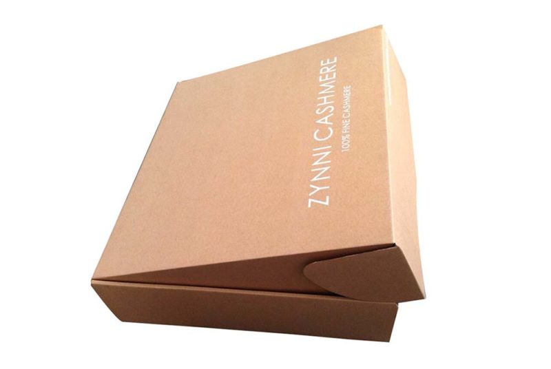Apparel Packaging Paper Card Corrugated E flute