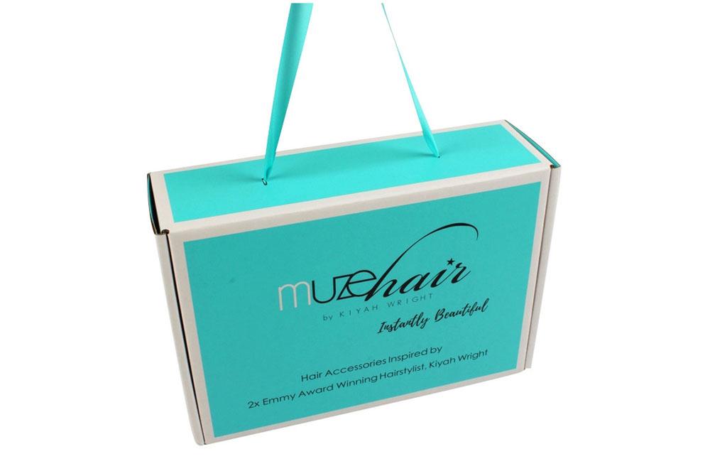Custom Printed Tuck Top Mailer Box