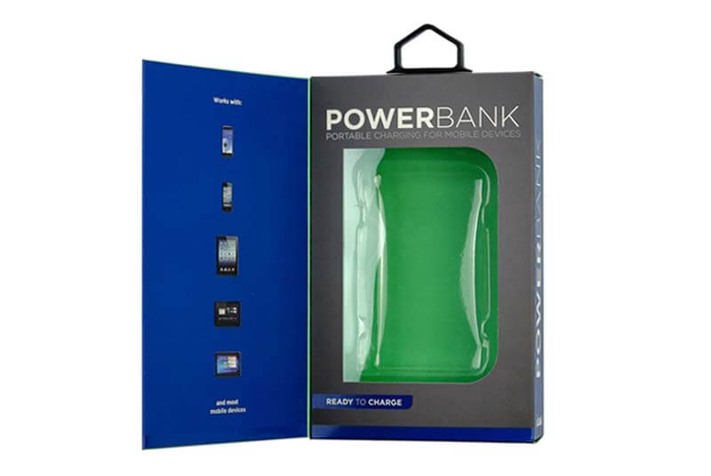 mophie power station box packaging with hanger
