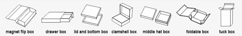 different box style