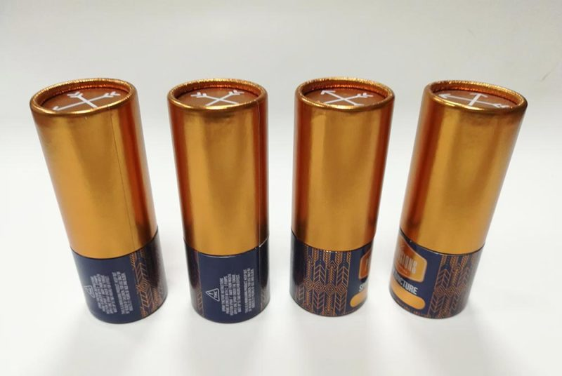 biodegradable cosmetic tube