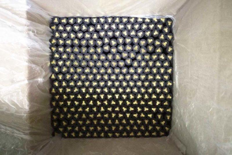 black small paper mache boxes paper box
