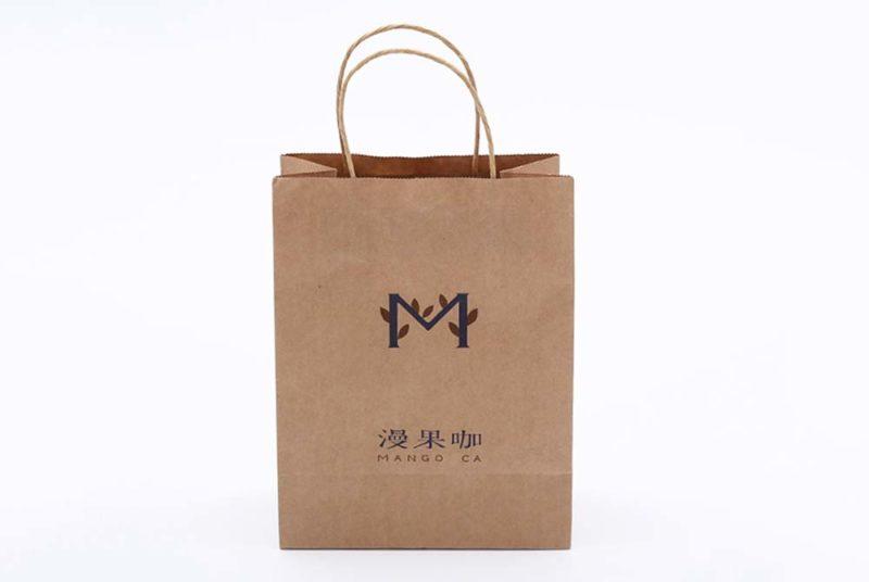 large brown paper bags