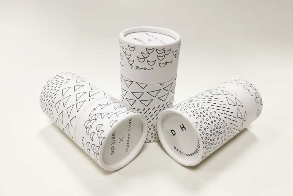 custom round packaging box