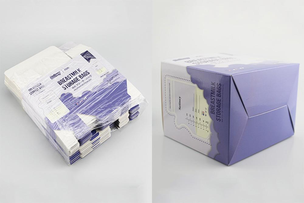 custom cosmetic paper packaging box