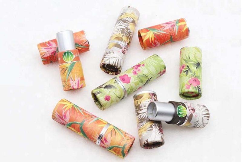 paper lip gloss packaging box