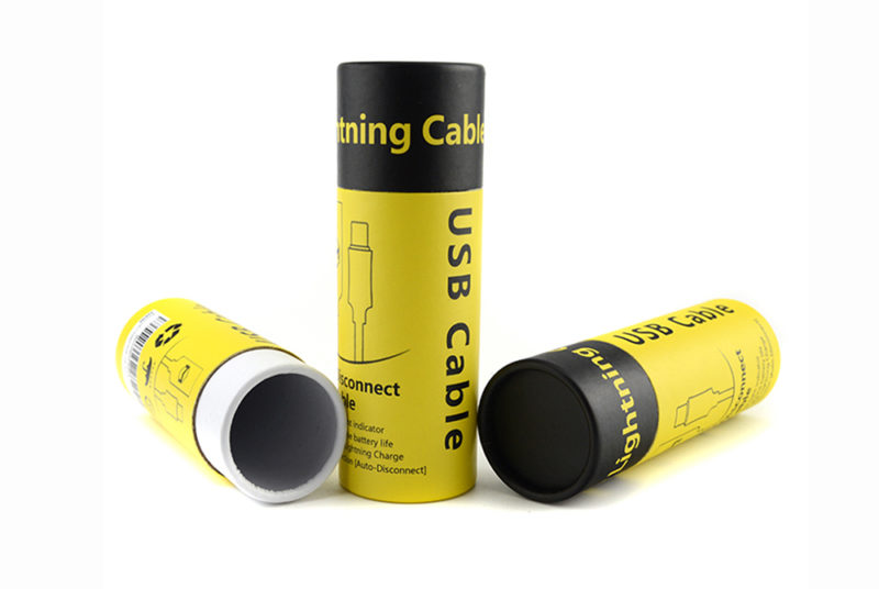 paper box packaging for cable