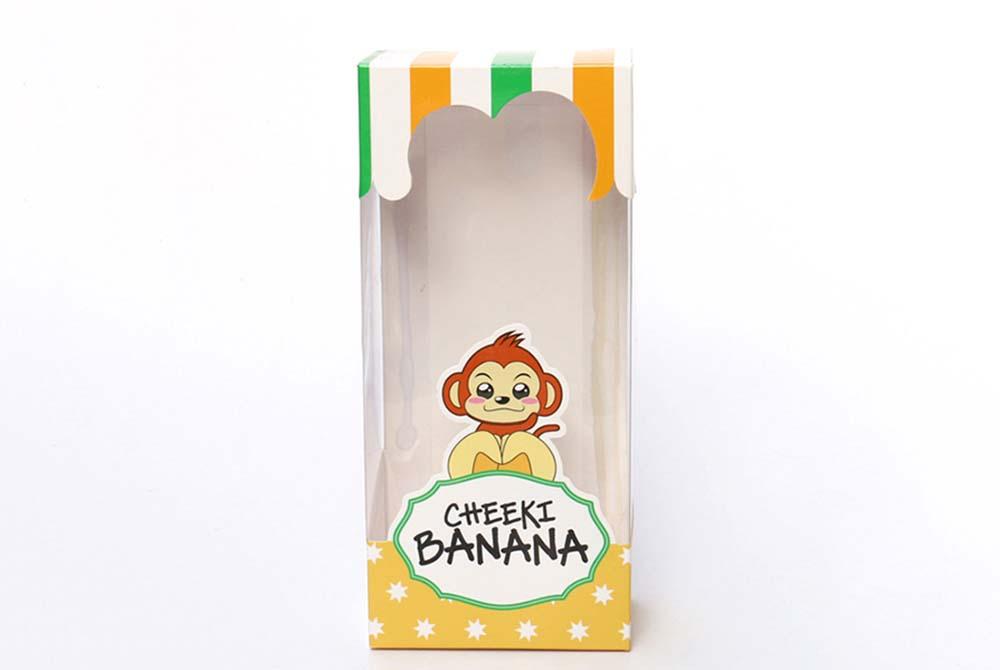 snacks plastic box packaging