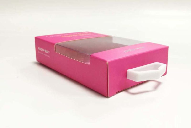 paper card box for headset