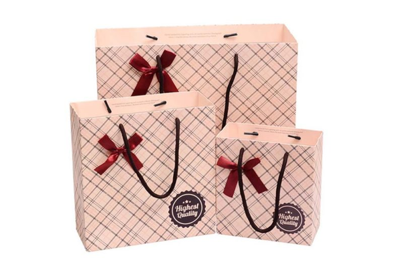 recycled gift bags bulk