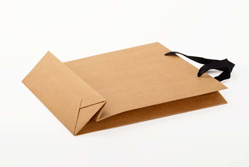 recycled paper bags kraft bag