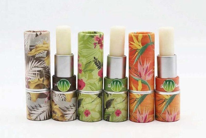 private label lip gloss paper tube box