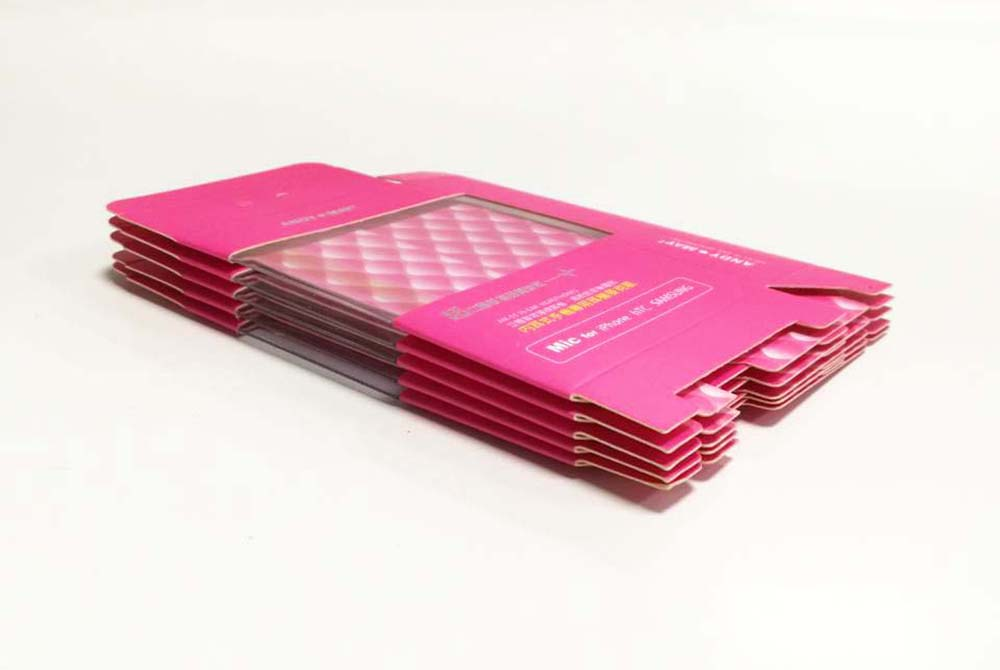 pro paper packaging for earphones