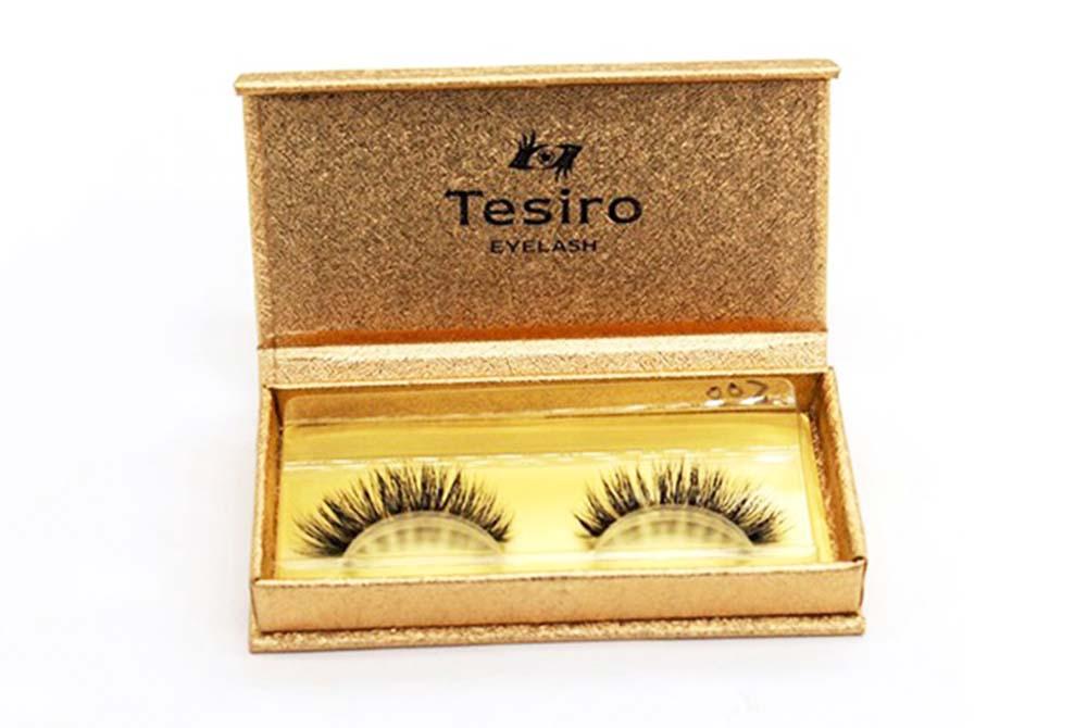 Eye Lash Box Custom Magnetic Paper Deluxe Makeup Gift