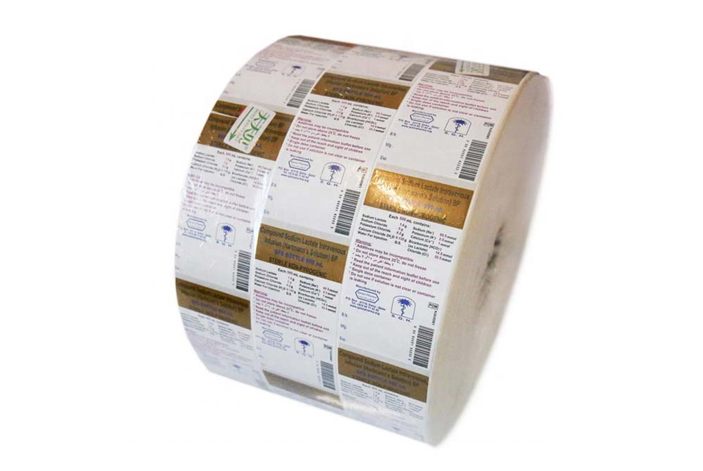 product label printing