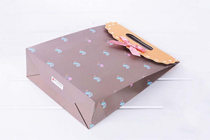 thick luxury paper bags