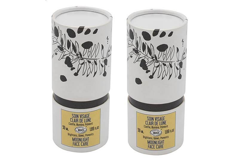 perfume cardboard jar sample box