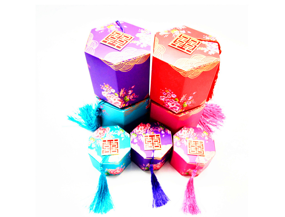 wedding gift candy box