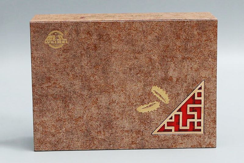 luxury gift paper box