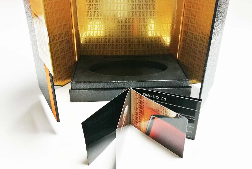 luxury wine box