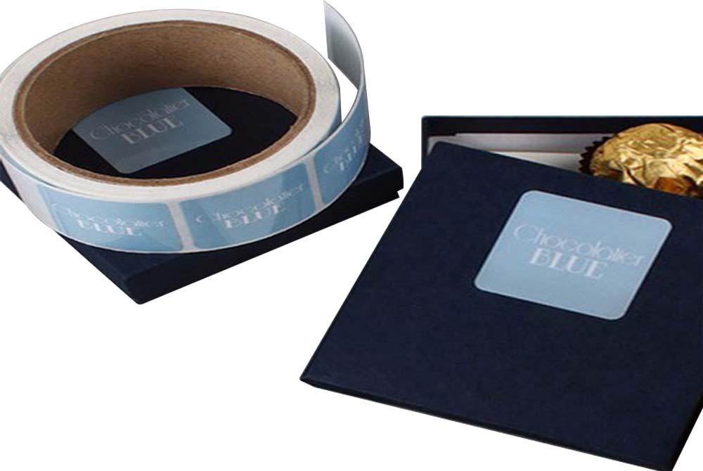 Custom Logo Self Adhesive Packaging Labels Stickers Decorate