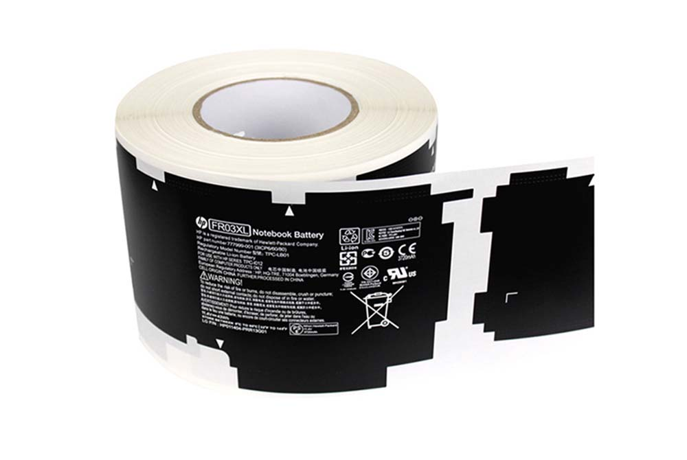 product label sticker printing