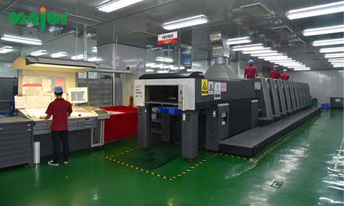 printing department