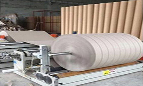 raw rolling paper material