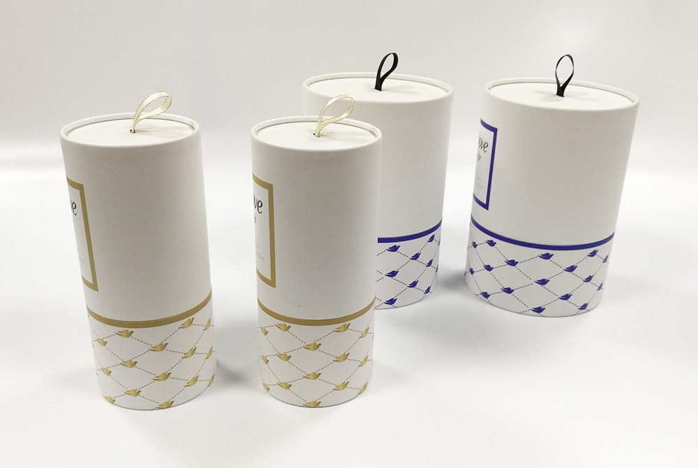 candle jar with lid