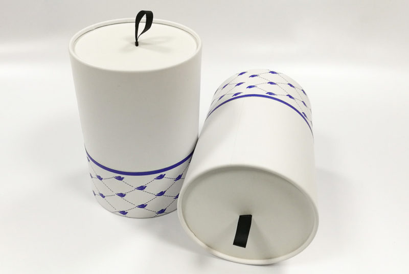 empty candle jar packaging