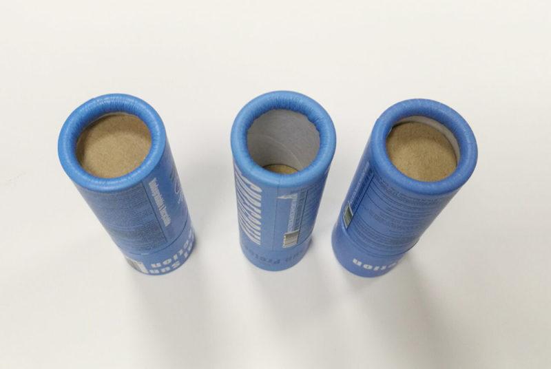 deodorant container biodegradable