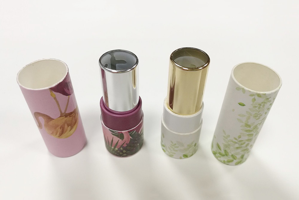 roll up lip balm paper tube box