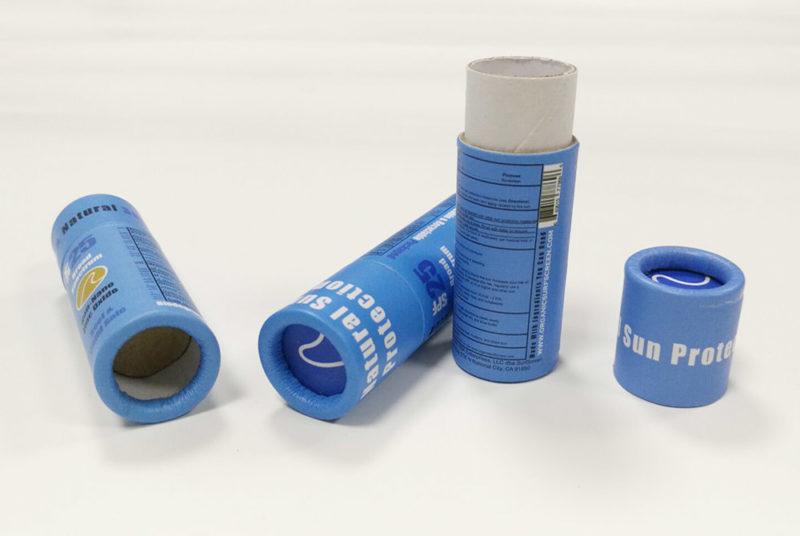 biodegradable deodorant container