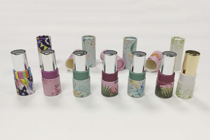 twist up paper lip balm paper tubes
