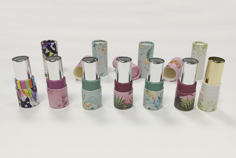 twist up paper lip balm paper tubes