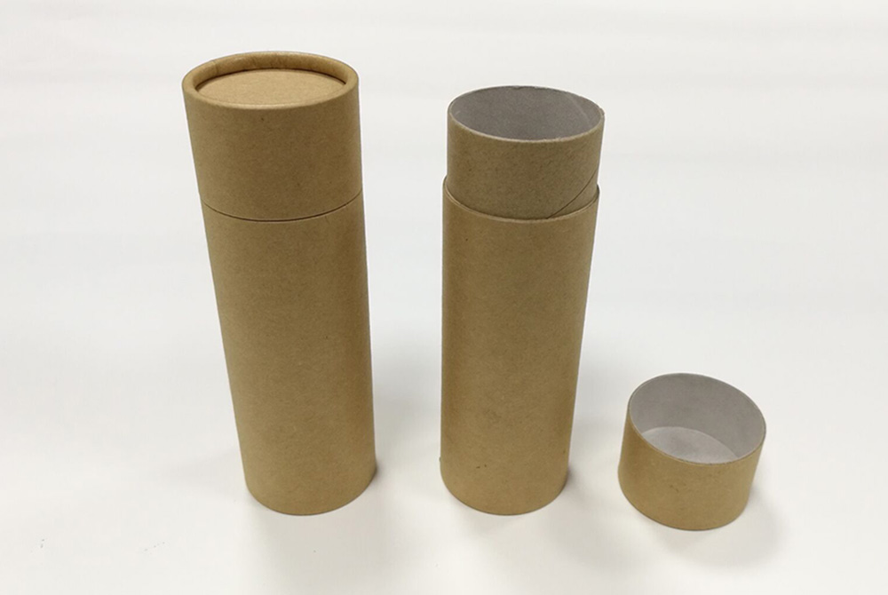 cosmetic paper tube box