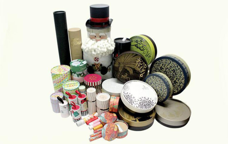 The advantage of biodegradable paper cylinder boxes packaging