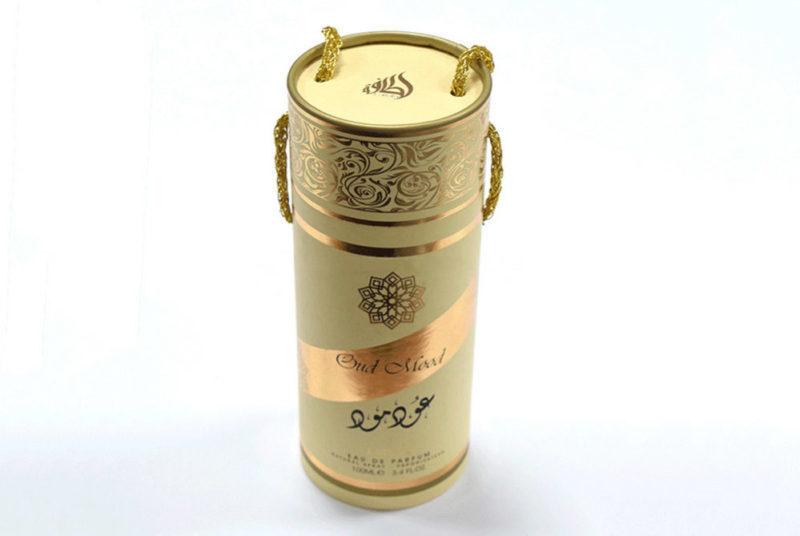biogradeable cylinder cardboard box