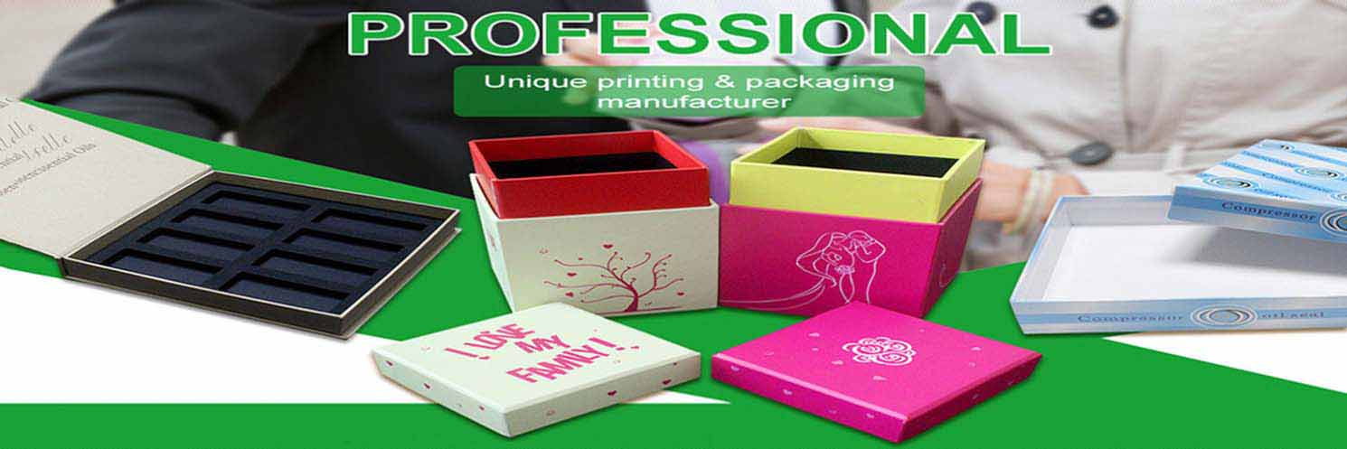 unique printing & packaging manufacturer