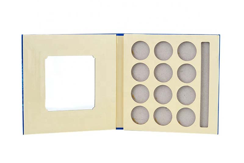 environment friendly makeup eyeshadow box