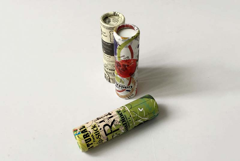 eco friendly lip balm tubes