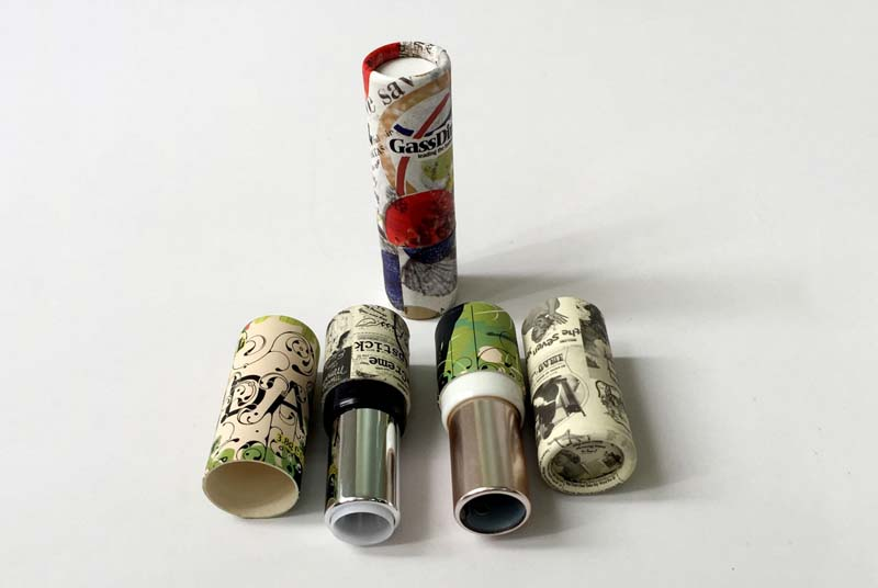 custom printed lip gloss tubes