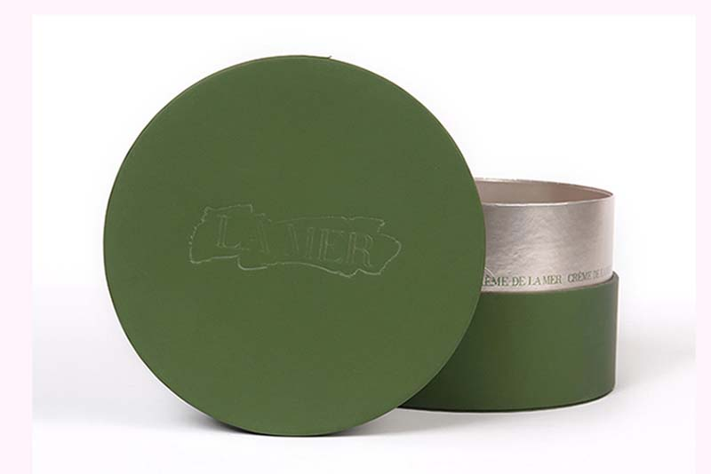 eco friendly paper cardboard cosmetic containers