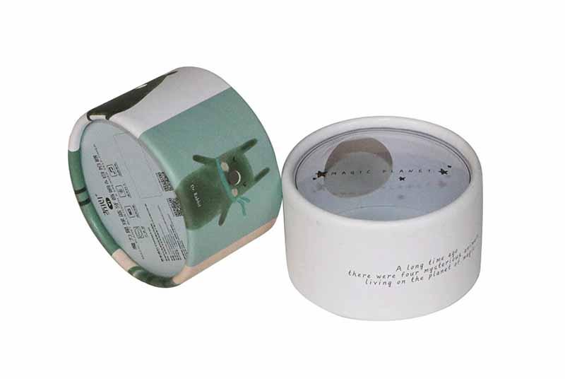 data cable custom printing packaging tube
