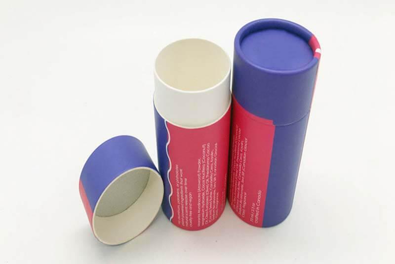 custom prinitng deodorant container tubes