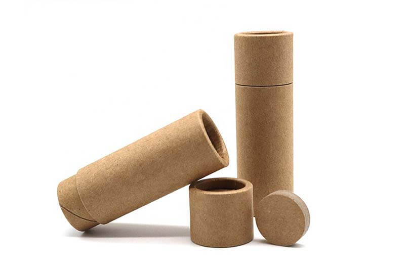 kraft paper lip gloss tube private label