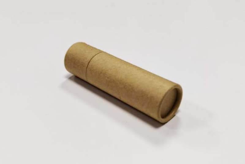 recycled lip balm tubes custom printing packaging