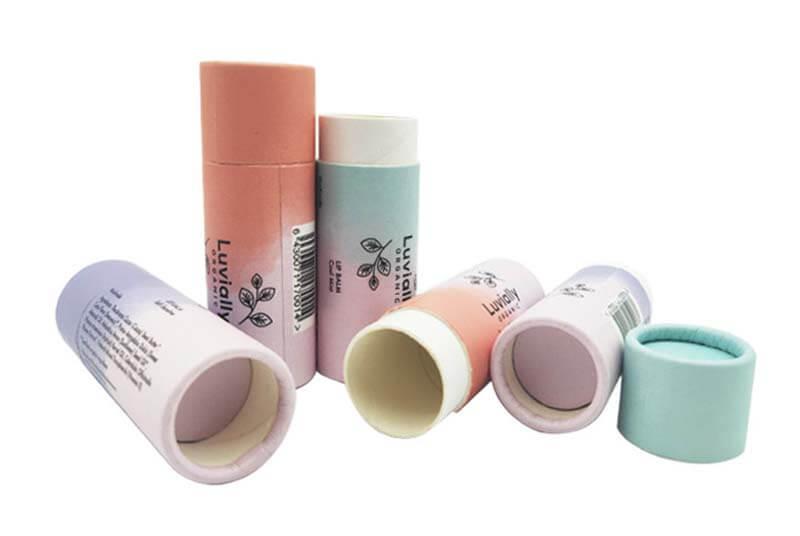 deodorant stick container paper tube