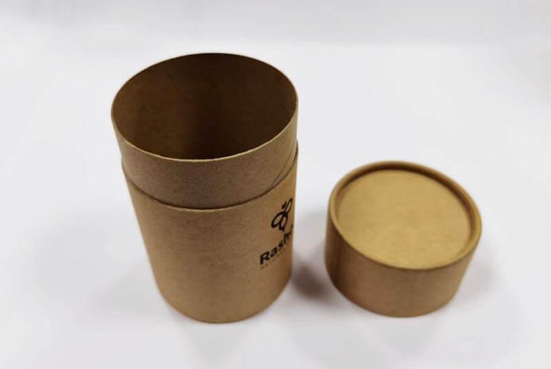 round honey packaging