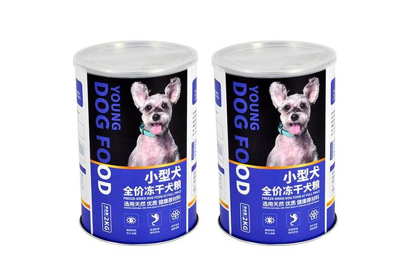 eco pet foods packaging and supplies